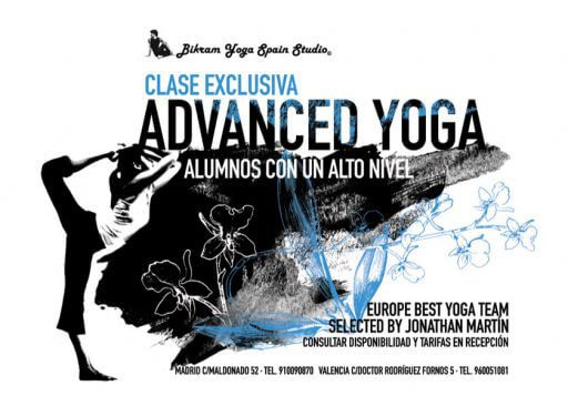 Bikram Yoga Advanced