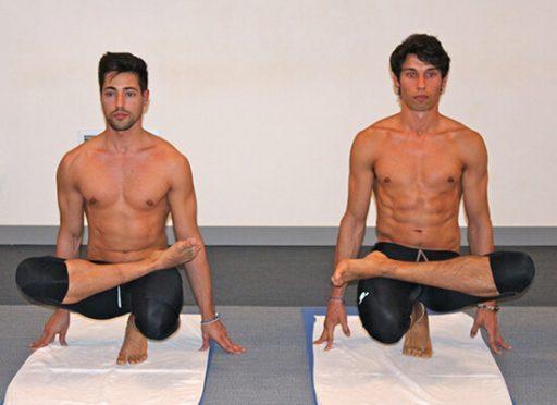 profesor de yoga madrid